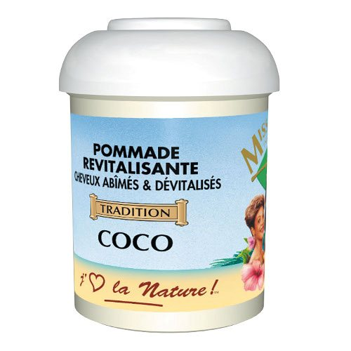 Miss Antilles Pommade Revitalisante Coco