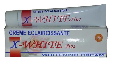 X-White Creme Eclaircissante Soin Corps 50ml